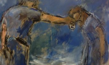 Study for Give Drink to the Thirsty, Ghislaine Howard